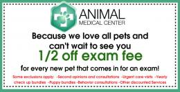 Animal Medical Center in Tuscaloosa