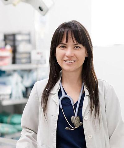 Lucy Roberts, DVM - Managing Veterinarian