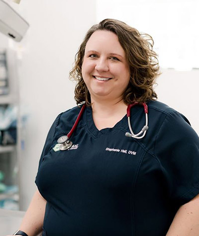 Stephanie Hall, DVM - Associate Veterinarian