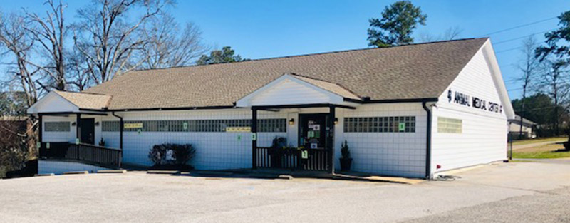 Get to know Animal Medical Center in Tuscaloosa and Northport AL